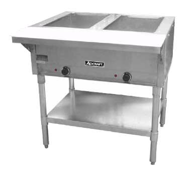 Adcraft Electric Hot Food Serving Table, Deep Well - ST-120/2