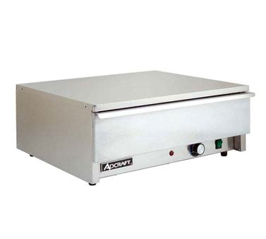 Adcraft Commercial Bun Warmer With Hot Dog Heated Drawer BW-450