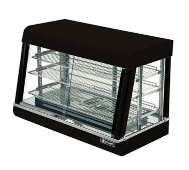 Adcraft Heated Display Case HD-36, 36 Inches Wide