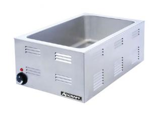 Adcraft Electric Countertop Food Warmer FW-1200W