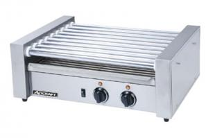 Admiral Craft Hot Dog Grill, Roller-Type - RG-09