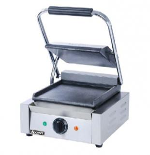 Admiral Craft Sandwich Grill, Single With Flat Surface - SG-811/F