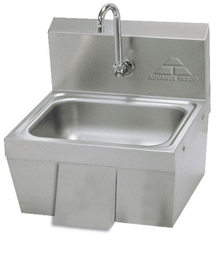 Advance Tabco Hand Sink wall  - 7-PS-44