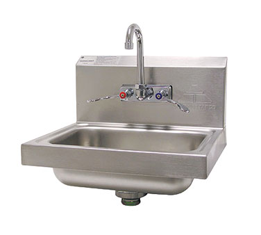 Advance Tabco Hand Sink wall  - 7-PS-68