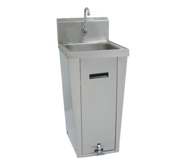 Advance Tabco Hand Sink pedestal - 7-PS-18