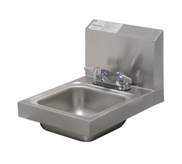 Advance Tabco Hand Sink wall  - 7-PS-22