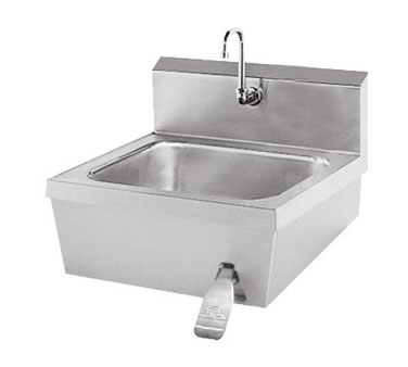 Advance Tabco Hand Sink wall  - 7-PS-30