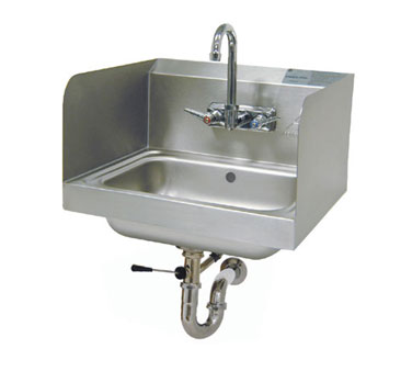 Advance Tabco Hand Sink wall  - 7-PS-40
