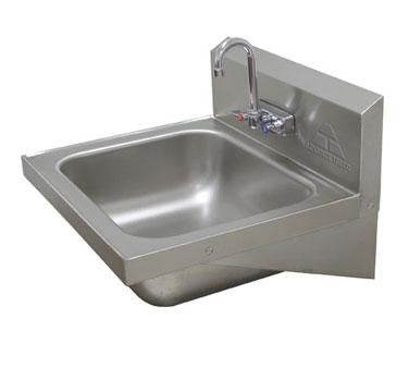 Advance Tabco Hand Sink wall  - 7-PS-45
