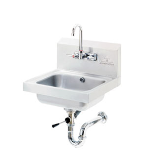Advance Tabco Hand Sink wall  - 7-PS-50