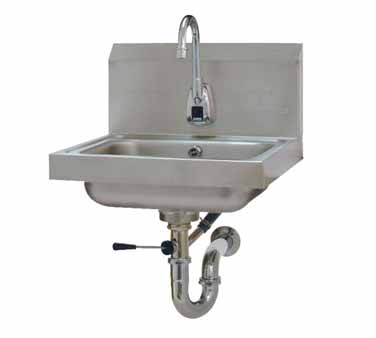 Advance Tabco Hand Sink wall  - 7-PS-51