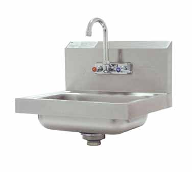 Advance Tabco Hand Sink wall  - 7-PS-67
