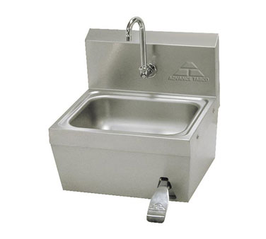 Advance Tabco Hand Sink wall  - 7-PS-62