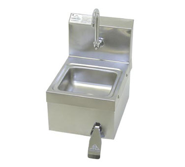 Advance Tabco Hand Sink wall  w/skirt - 7-PS-63