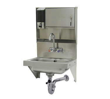 Advance Tabco Hand Sink wall  - 7-PS-69