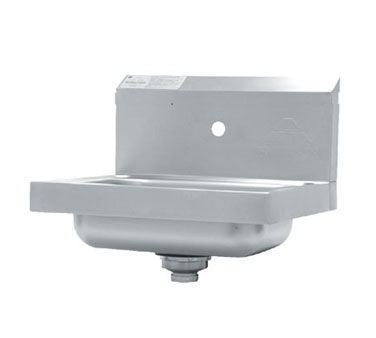 Advance Tabco Hand Sink wall  - 7-PS-71