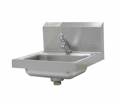 Advance Tabco Hand Sink H.A.C.C.P. Compliant - 7-PS-72