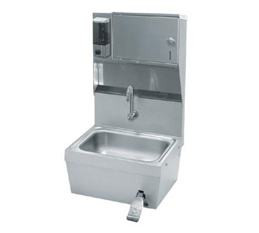 Advance Tabco Hand Sink wall  - 7-PS-82