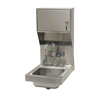 Advance Tabco Hand Sink wall  - 7-PS-84