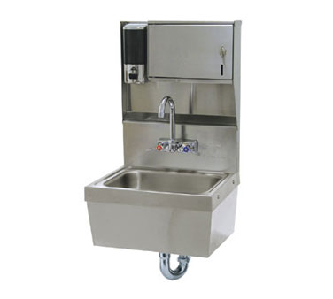 Advance Tabco Hand Sink wall  - 7-PS-85
