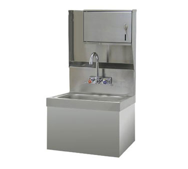 Advance Tabco Hand Sink class 1 upgrade - 7-PS-727