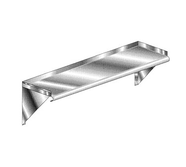 AERO Mfg. DeluxeWallshelf wall mounted - 3W-12120