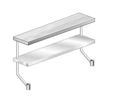 "AERO Mfg. Plate shelf 8"" - APS-848"