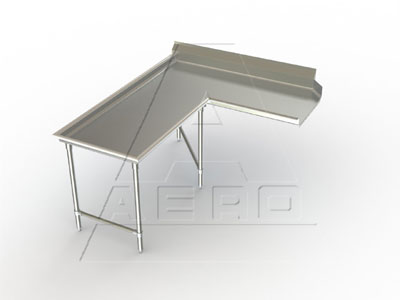 AERO Mfg. Aerospec Dishtable clean - 2CDI-L-72