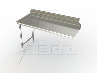 AERO Mfg. DeluxeDishtable clean - 3CD-L-72