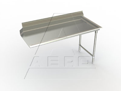 AERO Mfg. DeluxeDishtable clean - 3CD-R-60