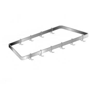 AERO Mfg. Pot Rack ceiling-mounted - CSPR-44