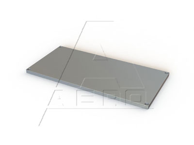 AERO Mfg. Premium Intermediate Shelf for table mounting - SU-2460