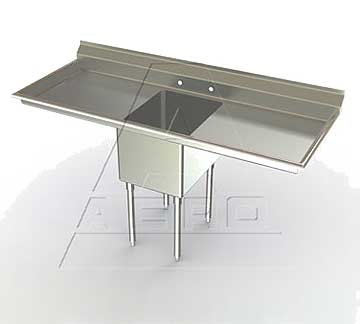 Aero Sink 1-bowl - MF1-2020-36LR