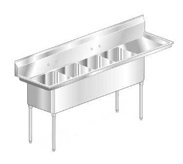 Aero Sink 4-bowl - MF4-2418-18R