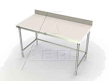 "AERO Mfg. Work Table 3/4"" - PSBX-2472"