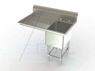 AERO Mfg. Aerospec Sink 1-bowl - 2F1-2020-36L