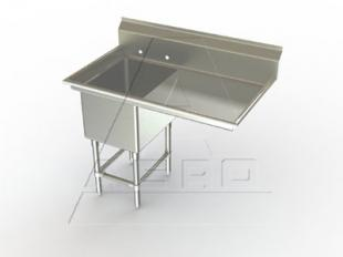 AERO Mfg. Aerospec Sink 1-bowl - 2F1-2020-36R
