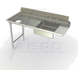 AERO Mfg. Aerospec Dishtable soiled - 2SD-L-120