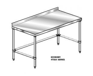 "AERO Mfg. DeluxeWork Table 36"" - 3TSSX-36108"