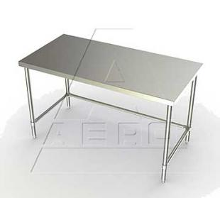 "AERO Mfg. DeluxeWork Table 36"" - 3TSX-36108"