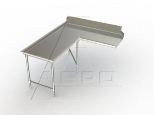 AERO Mfg. DeluxeDishtable clean - 3CDI-L-120