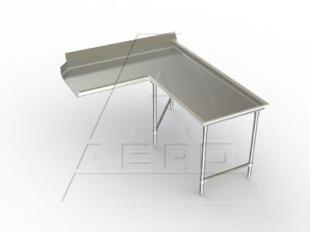 AERO Mfg. DeluxeDishtable clean - 3CDI-R-120