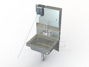 AERO Mfg. Hand Sink wall mount - HSDT