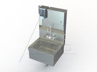 AERO Mfg. Hand Sink wall mount - HSDTA