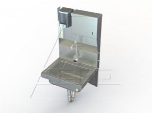 AERO Mfg. Hand Sink wall mount - HSDTE