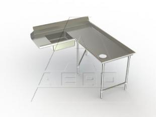 AERO Mfg. DeluxeDishtable soiled - 3SDI-R-120