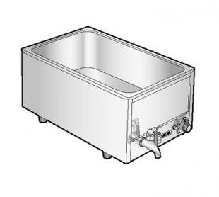Alfa Intl. Food Warmer Countertop - FW9000