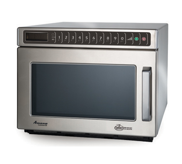 Amana Heavy Volume Commercial Microwave Model HDC182
