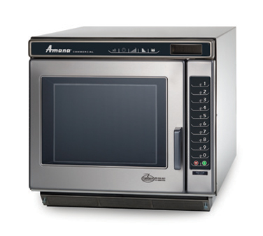 Heavy Volume Commercial Microwave Model Rc S