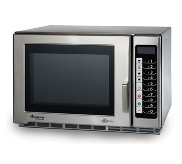 Amana Microwave, Medium Duty, 100 Touch Memories, 1200 Watts -  RFS12TS